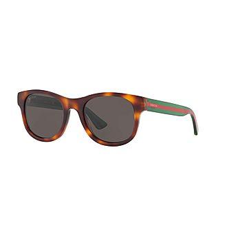 Round Sunglasses GG0003S 52