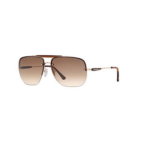 Rectangle Sunglasses, ${color}
