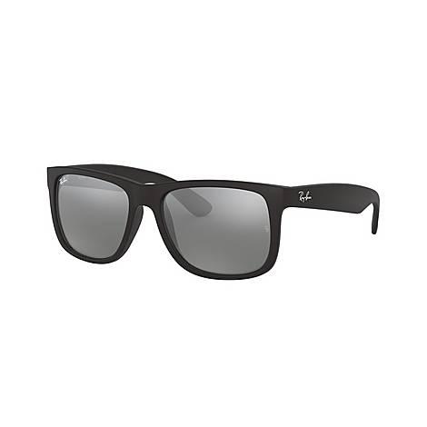 Justin Rectangular Sunglasses RB4165 54, ${color}