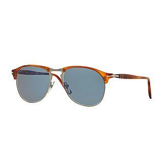 Aviator Sunglasses PO8649S