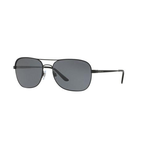 Square Sunglasses AR6040 58, ${color}