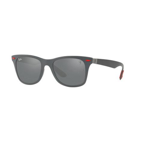 Square Sunglasses RB4195M 52, ${color}