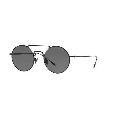 Round Sunglasses AR6072 51, ${color}