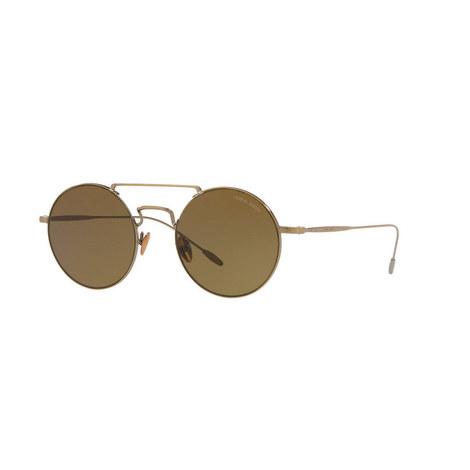 Round Sunglasses AR6072 51, ${color}