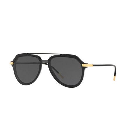 Pilot Sunglasses DG4330, ${color}