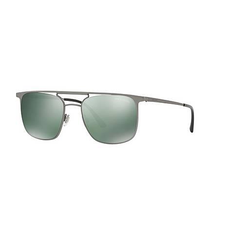 Rectanglar Sunglasses AR6076 53, ${color}