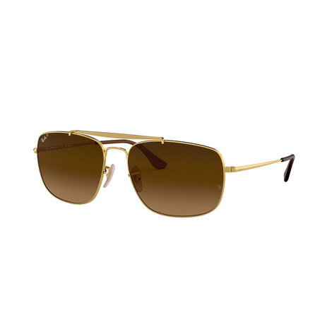 RB3560 61 THE COLONEL Gld Shn Brn G P, ${color}