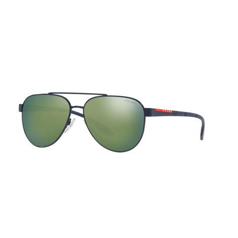 Aviator Sunglasses PS 54TS 58, ${color}