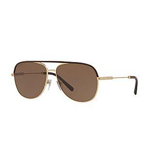 Aviator Sunglasses BV5047Q 59