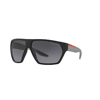 Irregular Sunglasses PS 08US