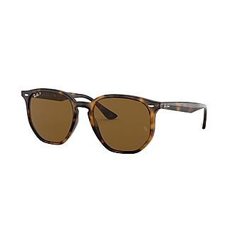 Irregular Sunglasses Polarised 0RB4306