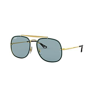 Blaze General Square Sunglasses