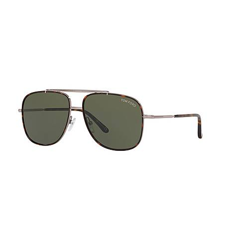 Irregular Sunglasses FT0693, ${color}