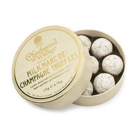 Milk Marc Du Champ Truffles, ${color}