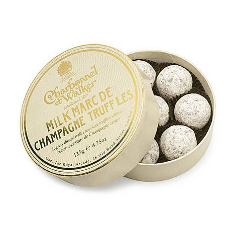 Milk Marc de Champagne Truffles 135g, ${color}