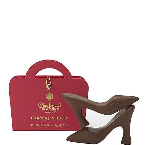 Handbag and Heels Milk Chocolates, ${color}