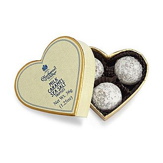 Milk Sea Salt Caramel Truffles 36g