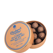 Milk Caramel Sea Salt Truffles 100g