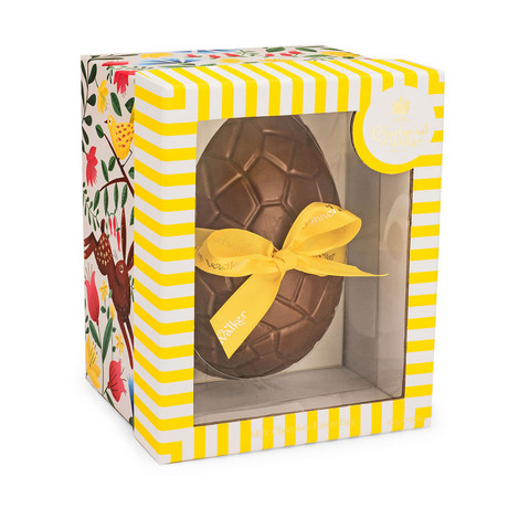 Boxed Milk Chocolate Egg with Milk Chocolates, ${color}