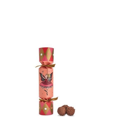 Starry Eyed Milk Caramel Praline Sea Salt Truffles Cracker, ${color}