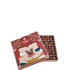 The Dancing Ballerina Milk Chocolate Selection 325g