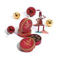 Christmas Port and Cranberry Truffles 120g, ${color}