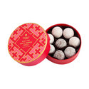 Lattice Collection Milk and Pink Marc de Champagne Truffles 135g, ${color}