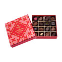 Lattice Collection Milk and Dark Chocolates 200g, ${color}