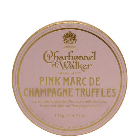 Pink Marc de Champagne Truffles, ${color}