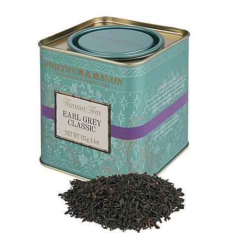 Classic Earl Grey Tea Tin, ${color}