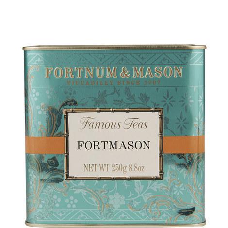 Fortmason Blend Tea Tin 125g, ${color}