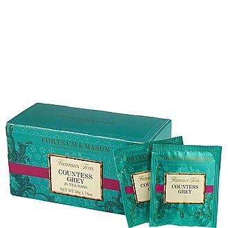 Countess Grey Teabags