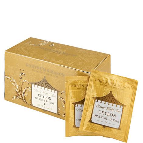 Ceylon Orange Pekoe Tea, ${color}