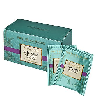 Classic Earl Grey Tea