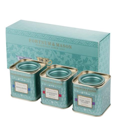 Three Mini Famous Teas, ${color}