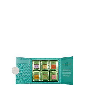 Green Tea Bag Selection