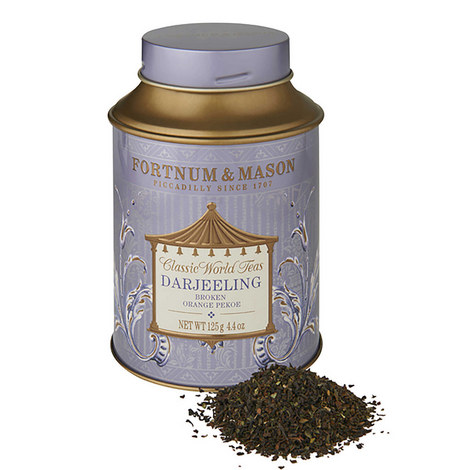 Darjeeling Broken Orange Pekoe Tea Tin, ${color}