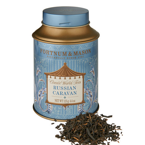 Russian Caravan Loose Leaf Tin 125g, ${color}