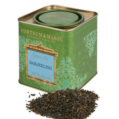 Green Darjeeling Loose Leaf Tin 125g, ${color}