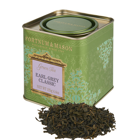 Green Earl Grey Tea Tin 125g, ${color}