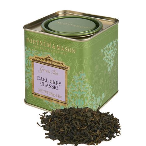 Green Earl Grey Tea Tin 125g, ${color}