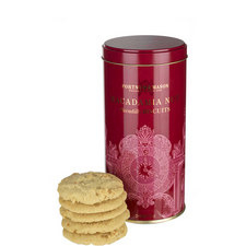 Piccadilly Macadamia Nut Biscuits