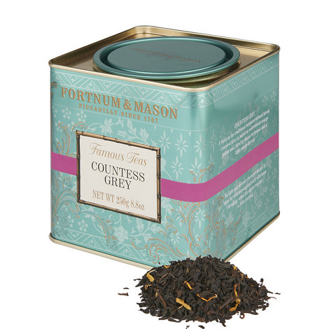 Countess Grey Tea Tin 125g, ${color}
