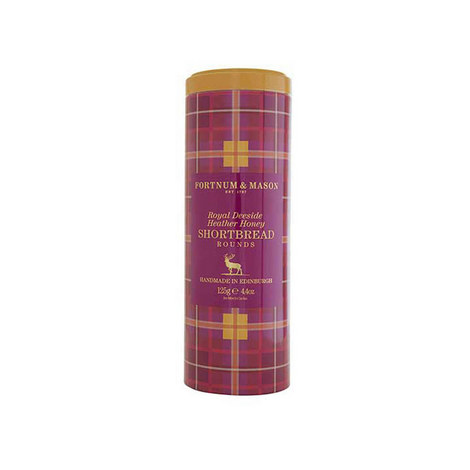 Royal Deeside Honey Shortbread Tin 150g, ${color}