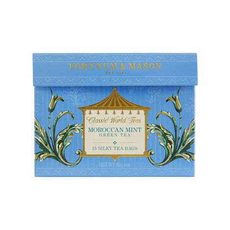 Moroccan Mint Tea Bags, ${color}