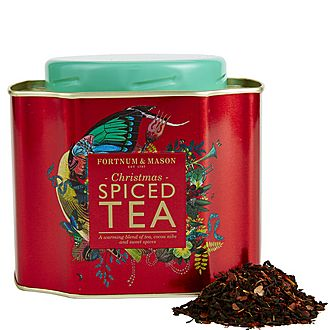 Christmas Spiced Tea Tin 200g