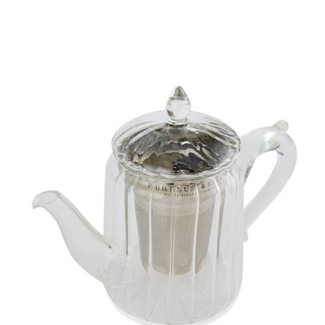 Elegant Glass Teapot 750ml, ${color}
