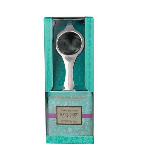Loose Leaf Earl Grey Tea & Strainer, ${color}
