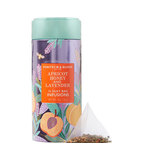 Infusions Apricot, Honey and Lavender Tea, ${color}
