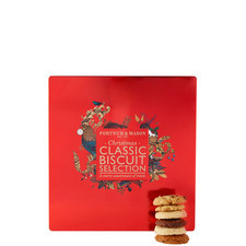 Christmas Classic Biscuit Tin 375g